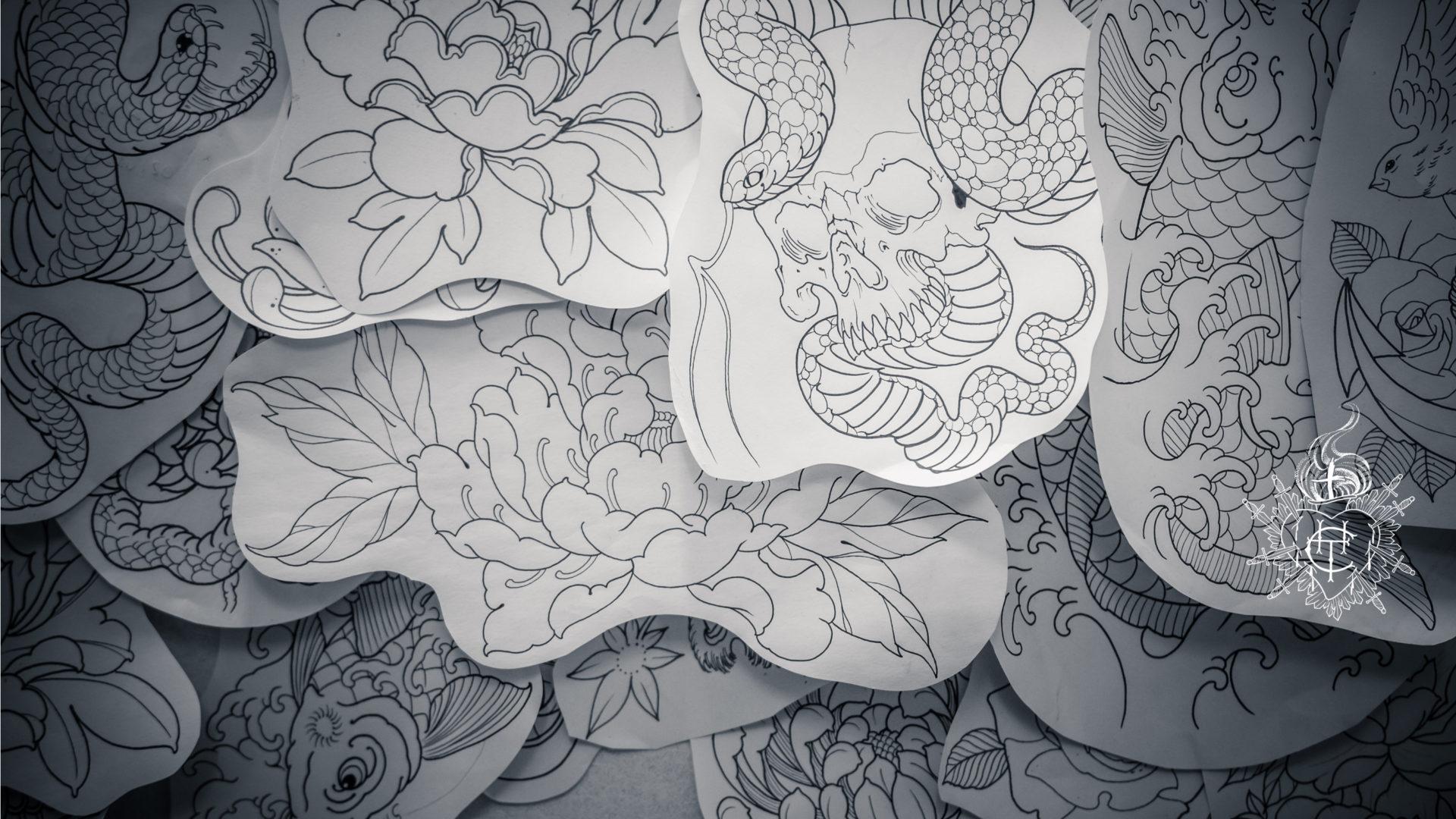 Tattoo designs Auckland